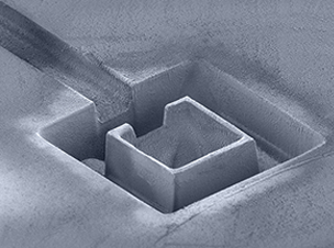 mikroobróbka laserowa